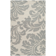 Home Accents Athena Paisley 5' x 8' Area Rug