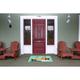 Home Accents Deckside 2' x 3' Marine Pup Indoor/Outdoor Doormat