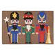 Home Accents 2' x 3' Marching Soldier Indoor/Outdoor Rug