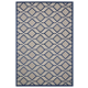 Home Accents Aloha Checkered 5' x 7'5