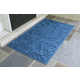 Home Accents Aqua Shield 3' x 5' Brittany Leaf Estate Mat