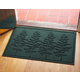 Home Accents 2' x 3' Fir Forest Indoor/Outdoor Doormat