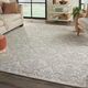 Home Accents Damask  8' x 10' Rug