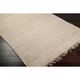 Home Accents Jute Bleached 4' x 6' Area Rug
