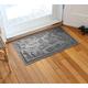 Home Accents 2' x 3' Ghost Train Indoor/Outdoor Doormat