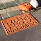 Home Accents 2' x 3' Boo Graveyard Indoor/Outdoor Doormat