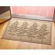 Home Accents 2' x 3' Fir Forest Indoor/Outdoor Doormat