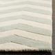 Rectangular 5' x 8' Wool Pile Rug