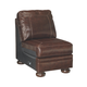 Banner Armless Chair