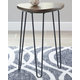 Courager Chairside End Table