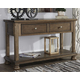 Flynnter Sofa/Console Table