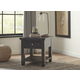 Townser End Table