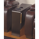 Carlyle Chairside End Table with USB Ports & Outlets