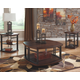 Challiman Table (Set of 3)