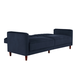 Pin Tufted Transitional Futon
