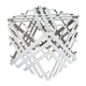 Carlisley Aluminium Accent Table