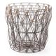 Wired Modern Basket (Set of 3)