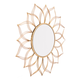 Flor Shaped Wall Mirror