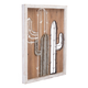 Home Accents Mixed Media Cactus Wall Decor