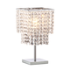Falling Stars Floating Crystal Table Lamp