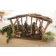 Holiday Driftwood Nativity