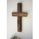 Holiday Recycled Wooden Cross
