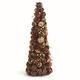Holiday Jewel Pine Cone Topiary