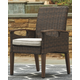 Paradise Trail Arm Chair with Cushion (Set of 2)