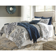 Chasebrook Queen/Full Upholstered Headboard