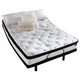 Chime 12 Inch Hybrid Mattress with Adjustable Base