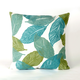 Spectrum I Floating Petals Indoor/Outdoor Pillow