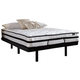 Chime 10 Inch Hybrid Queen Mattress with Foundation