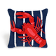 Deckside Decapoda Indoor/Outdoor Pillow