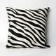 Spectrum I African Stripes Indoor/Outdoor Pillow