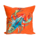 Spectrum II Crayfish Indoor/Outdoor Pillow