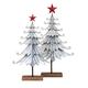 Holiday Homestead Christmas Galvanized Trees