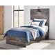 Drystan Twin Panel Bed