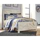 Bellaby Queen Crossbuck Panel Bed