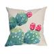 Spectrum III Desert Bloom Indoor/Outdoor Pillow