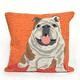 Deckside Happiness Indoor/Outdoor Pillow