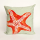 Spectrum II Asteroidea Indoor/Outdoor Pillow