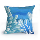 Spectrum III Sea Garden Indoor/Outdoor Pillow