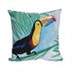 Spectrum III Jungle Flight Indoor/Outdoor Pillow