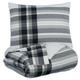 Stayner 3-Piece Queen Comforter Set