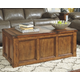Tamonie Coffee Table with Lift Top