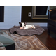 Lily Pad Expandable Pet Bed