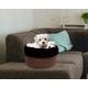 Round Puff Pet Bed