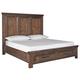Royard Queen Panel Bed with Storage