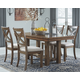 Moriville Dining Table and 4 Chairs