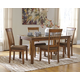 Berringer Dining Table and 4 Chairs
